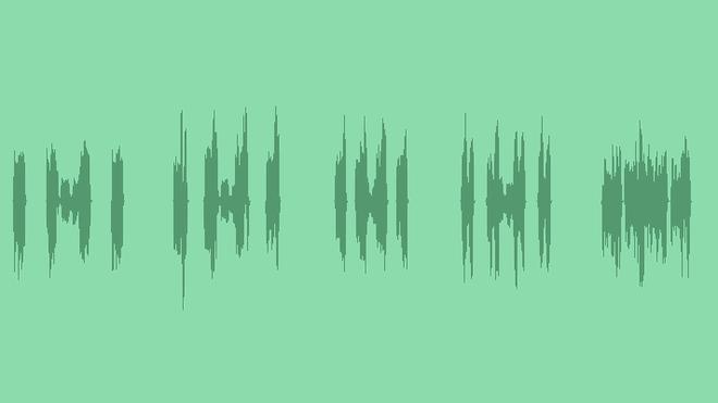 Intruder Alerts: Sound Effects