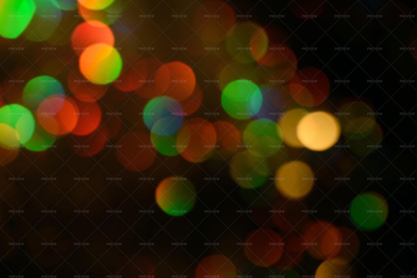 Abstract Colorful Bokeh: Stock Photos