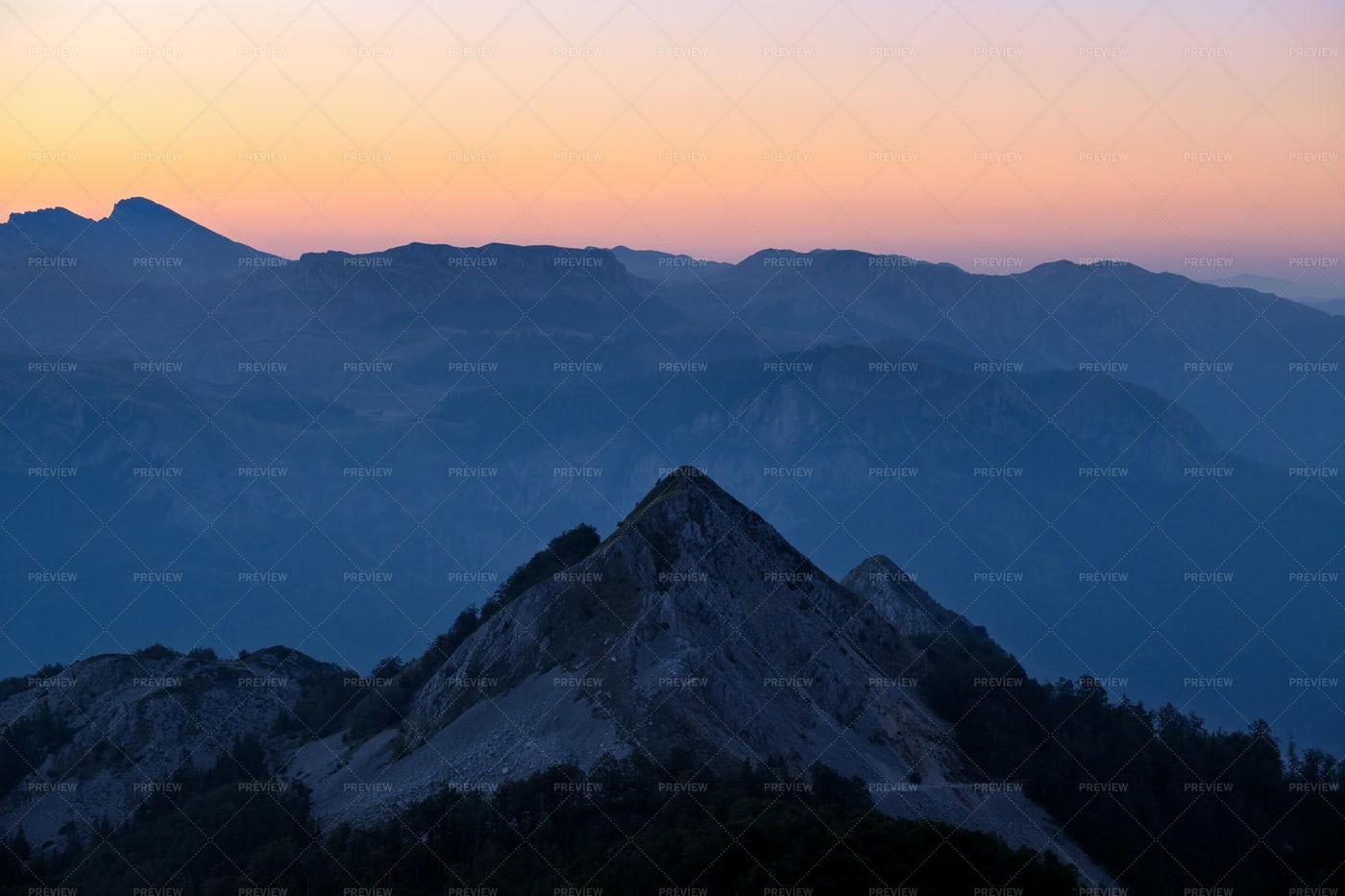 Mountain Peak: Stock Photos