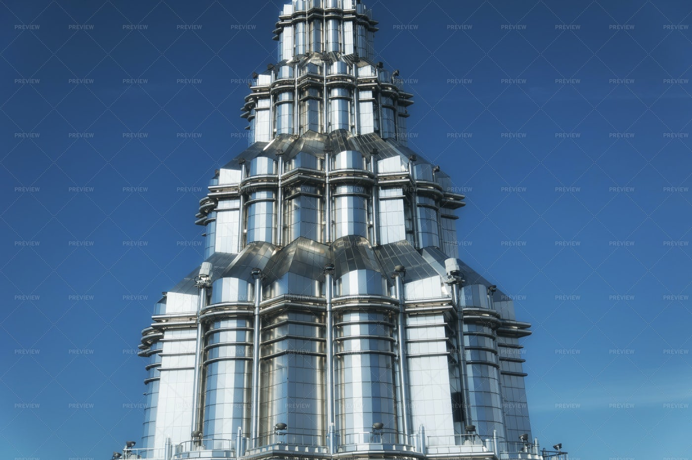 Part Of Petronas Towers: Stock Photos