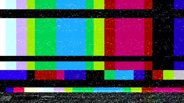 TV Damage: Stock Motion Graphics