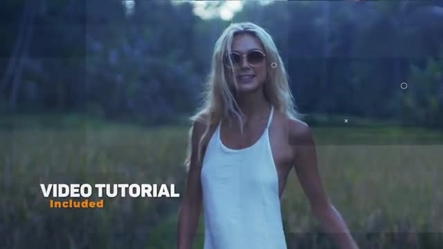 Stylish Dinamic Opener: After Effects Templates