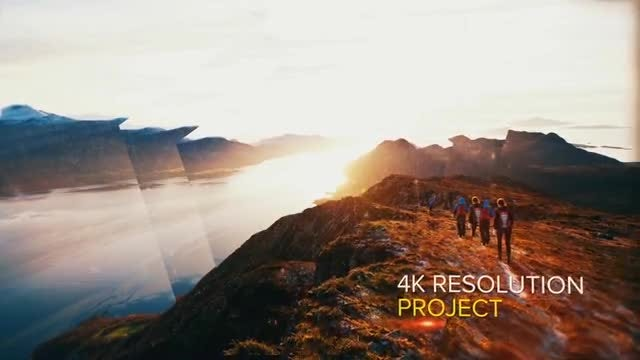 Epic Slideshow: After Effects Templates