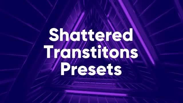 Shattered Presets: Premiere Pro Presets