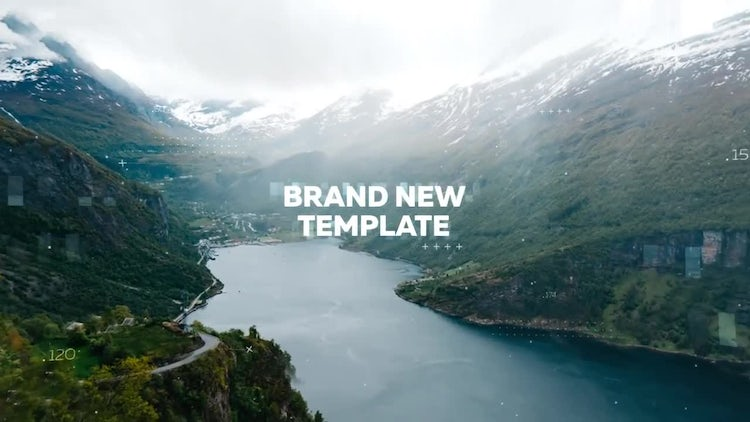 Parallax Photo Slideshow: After Effects Templates