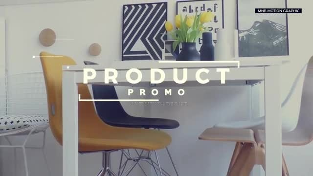 Product Promo: After Effects Templates