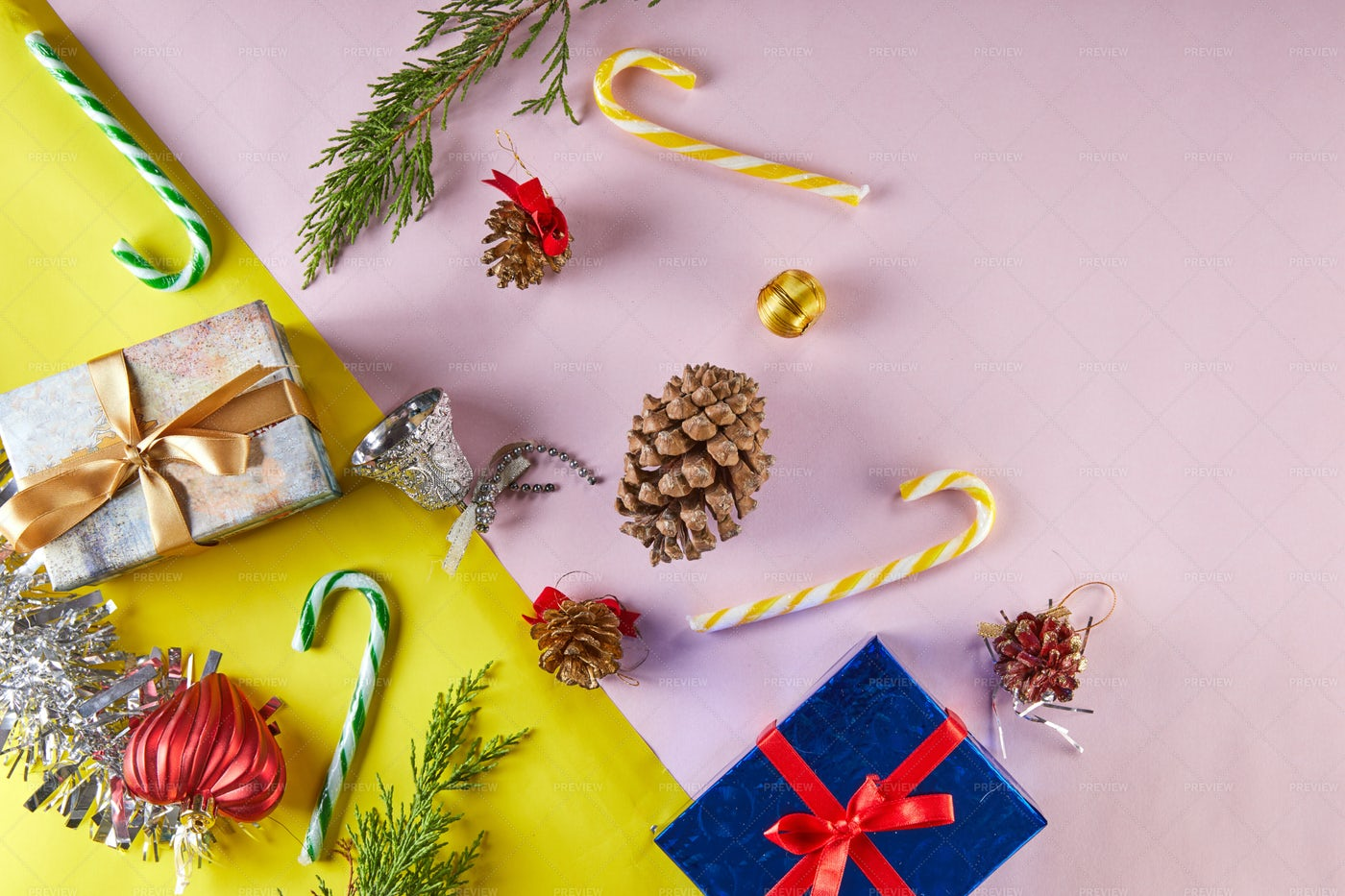 Merry Christmas Background: Stock Photos