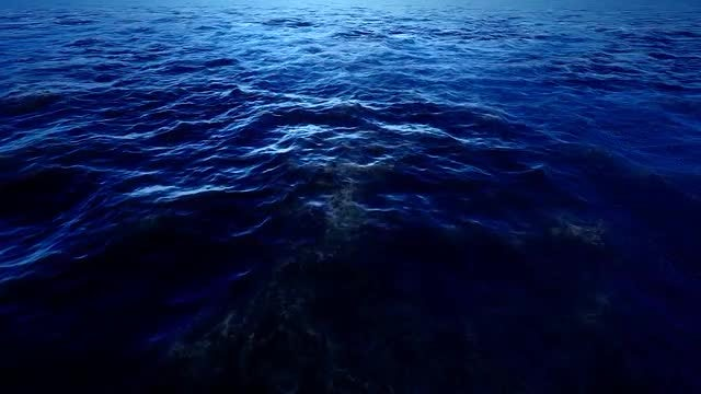 Sea Waves: Stock Motion Graphics