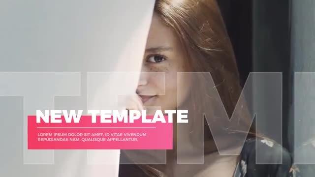 Elegant Fashion Promo: Premiere Pro Templates