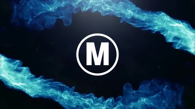 Dynamic Particles Logo : After Effects Templates