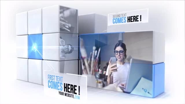 Cube Logic: After Effects Templates