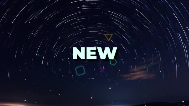 Space Opener: Premiere Pro Templates
