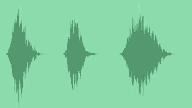 Elegant Short Intro Logo: Sound Effects