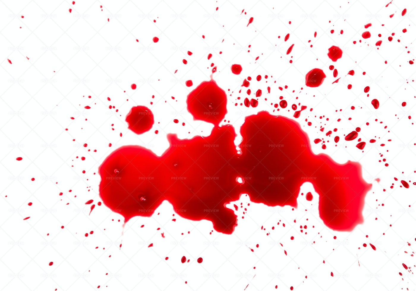 Red Wine Stains And Drops: Stock Photos