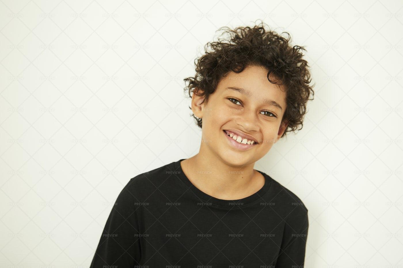 Smiling Kid: Stock Photos