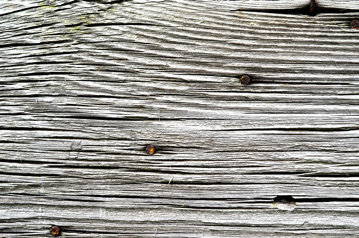 Old Board With Nails: Stock Photos