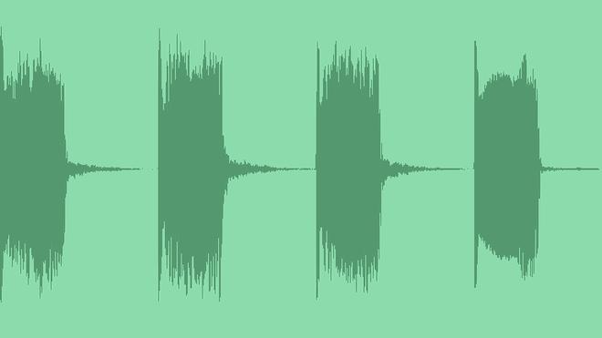 Shutting Down: Sound Effects