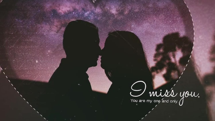Love Story: After Effects Templates