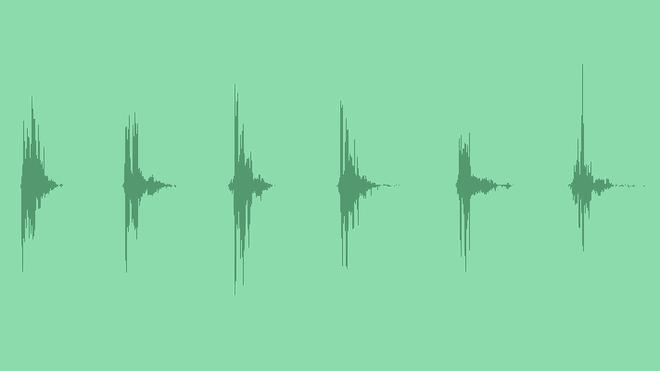 Blood Splash: Sound Effects