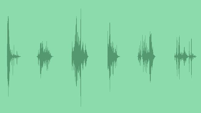 Game Menu: Sound Effects