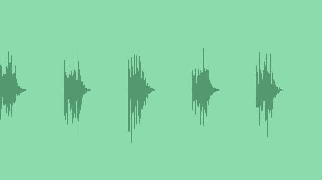 Digital Xylophone Bonus Seqence: Sound Effects