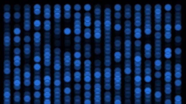 Circle Grids Light 05: Stock Motion Graphics
