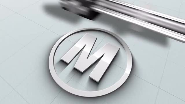 3D Printer Logo: After Effects Templates