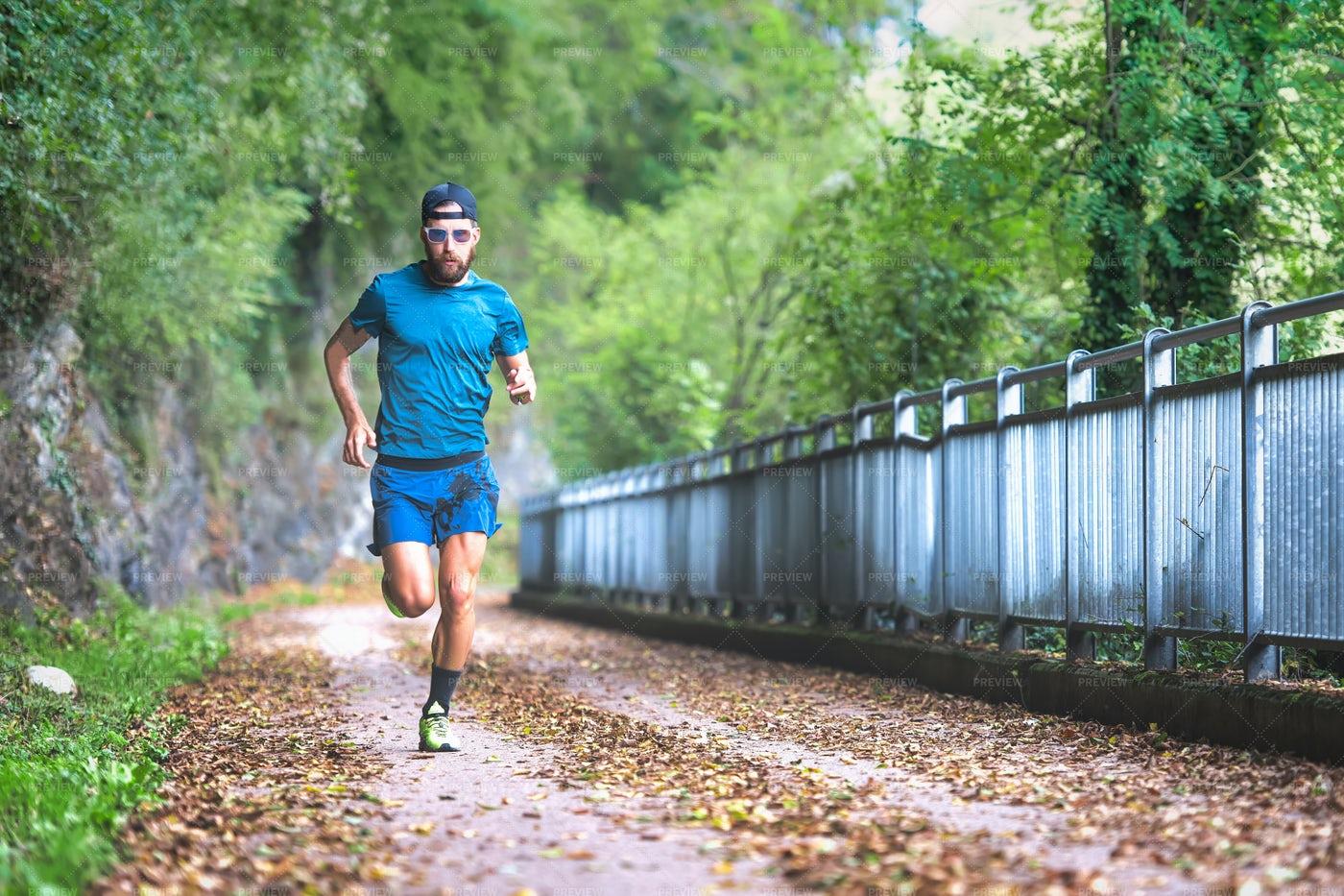 Marathon Runner: Stock Photos