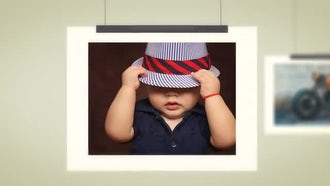 Photo Frames SlideShow: After Effects Templates
