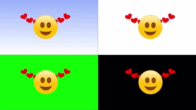 Emoji Pack : Stock Motion Graphics