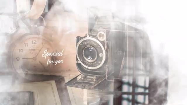 Mirage|Smoke Slideshow: Premiere Pro Templates