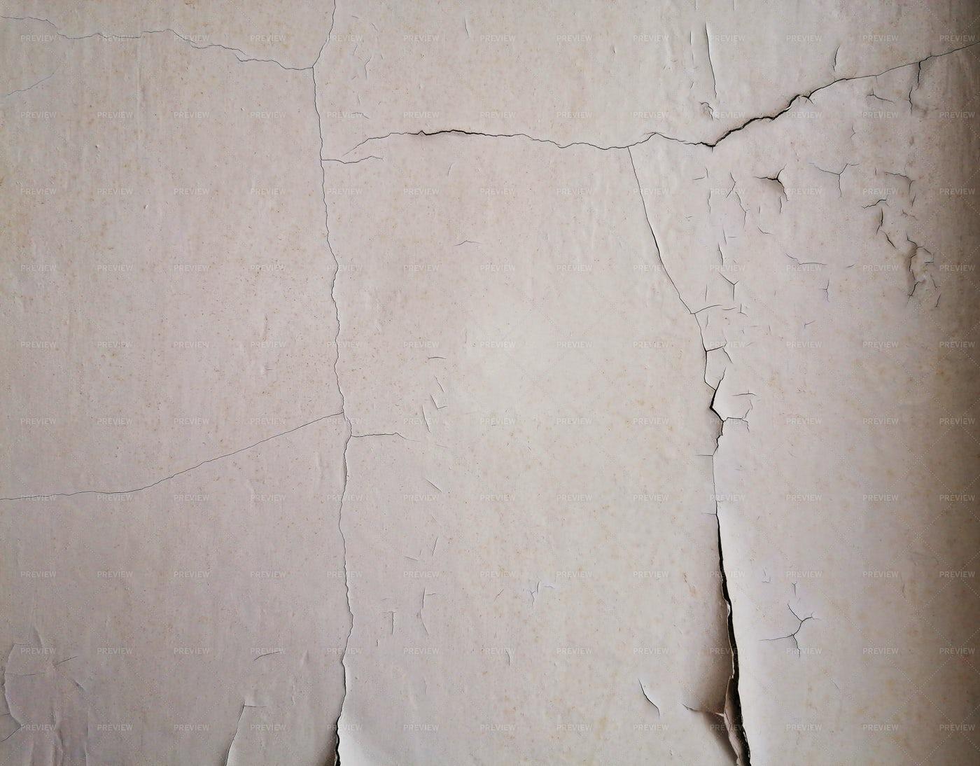 Cracked Wall: Stock Photos