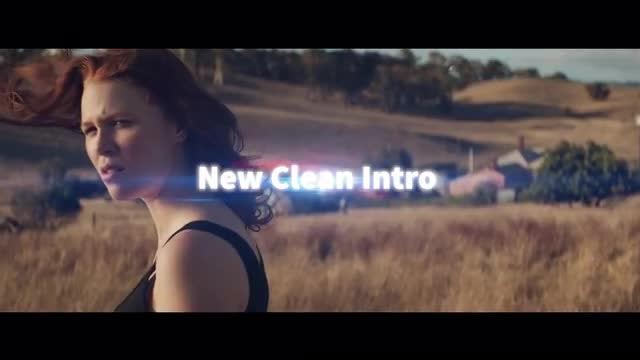 Clean Demo Reel: Premiere Pro Templates