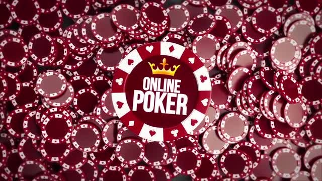 Poker Chips Logo Reveal: After Effects Templates