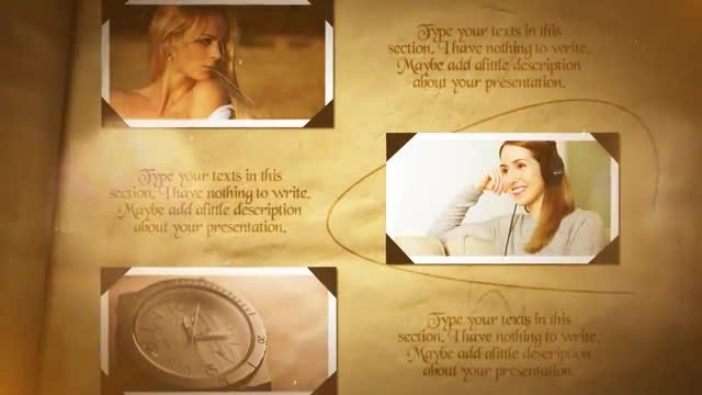 Memory Book: After Effects Templates