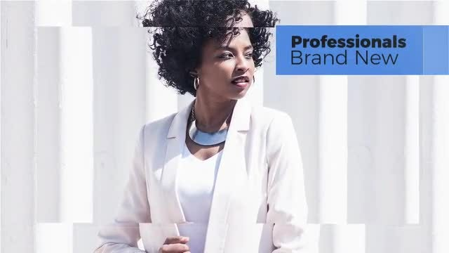 PR Professionals Slideshow: Premiere Pro Templates