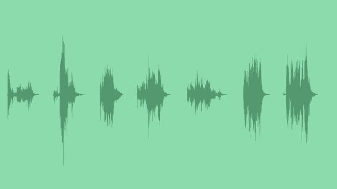 Parasite Glitches: Sound Effects