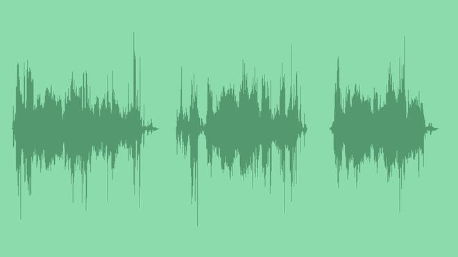 Distortion Signal: Sound Effects