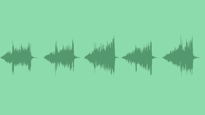 Riser Transitions: Sound Effects
