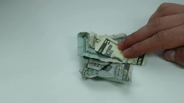 Man Buying Hard Drugs : Stock Video