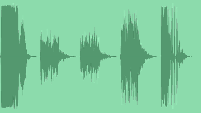 Super Distortions: Sound Effects