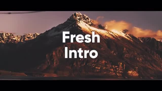 Future Intro: Premiere Pro Templates