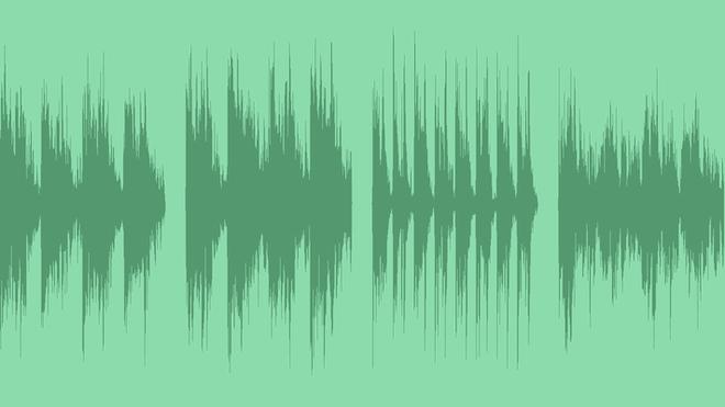 Trailer Tension Glitch Loop: Sound Effects
