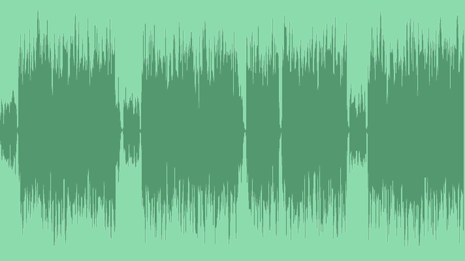 Glitch In The Evening: Royalty Free Music