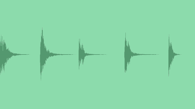 Large Bell: Sound Effects