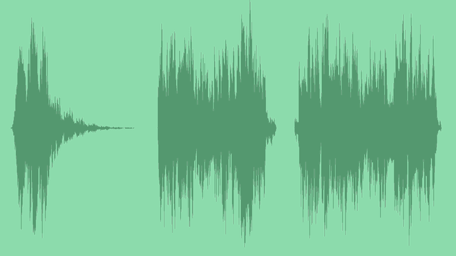 Glitch Abstract Sound: Sound Effects