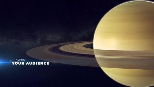 Solar System: After Effects Templates