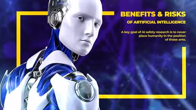 Data Science Machine Learning Promo: After Effects Templates