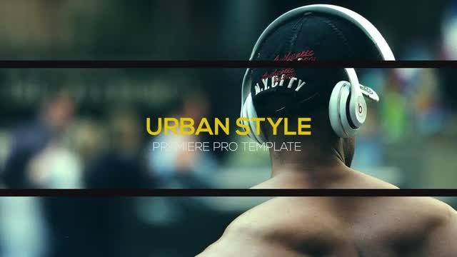 City Life Urban Opener: Premiere Pro Templates