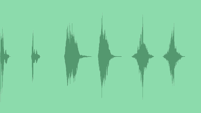 Cool Pack of Swooshes №1: Sound Effects